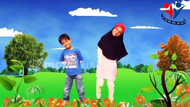 Bismillah New Song Rhymes for children Islamic Cartoon in hindi urdu
