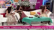 Sherry Shah Shared The Funny  Incident Happeneds On Chand Raat