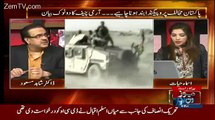 Dr Shahid Masood Respones On Army Cheif statement