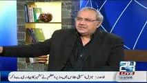 Farooq Sattar Sharif Or Majboor Admi He - Analyst Arif Nizami