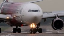 BEST Airbus A340-600 EVER !! Etihad A340-600 in FORMULA 1 special colours