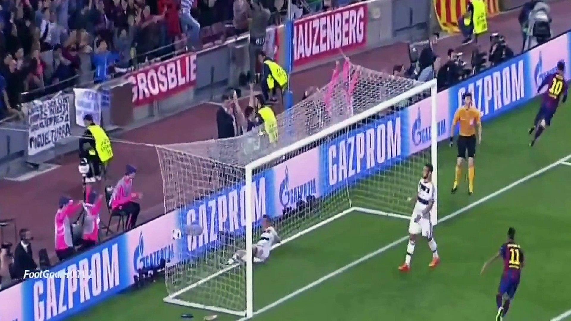 Barcelona vs Bayern Munich Maç Özeti ve Golleri izle -- 6 Mayıs 2015 Komedi ve Eğlence izle (video)