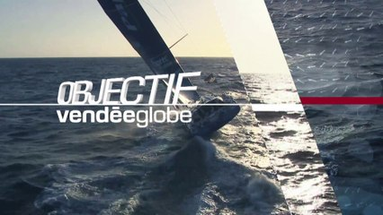 Video magazine HEADING FOR THE VENDEE GLOBE #5