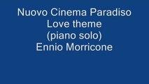 Mercuzio Pianist - Love theme - Nuovo Cinema Paradiso (piano solo) by Ennio Morricone