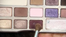 Fall makeup tutorial using Too Faced The Chocolate Bar Eye Palette!