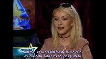 Christina Aguilera - Primera Entrevista con AH 1999 (Subtítulos español)