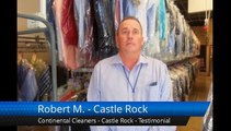 CASTLE ROCK CO | Looking for The Best Laundry Cleaning Stores Visit Continental Cleaners - Castle Rock for Top Reviews