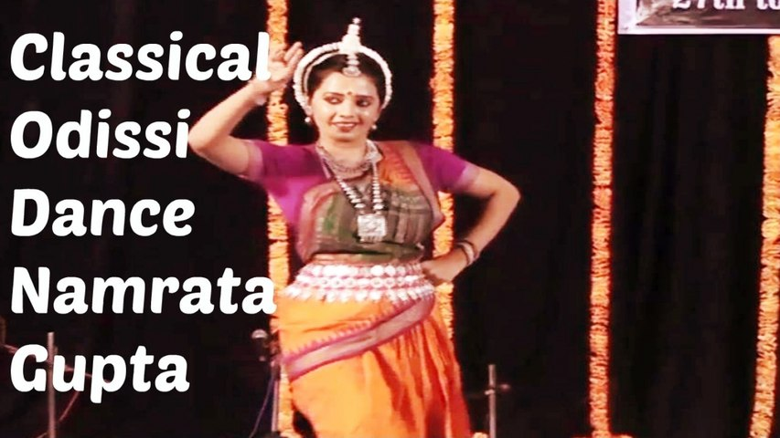 Namrata Gupta - Indian Classical Dance Forms | Odissi Dance