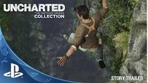 UNCHARTED- The Nathan Drake Collection  Life of a Thief - PS4