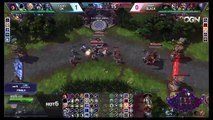 [OGN] ENG - HEROES OF THE STORM : SUPER LEAGUE : FINALS MVP BLACK VS. Team DK (REPLAY) (2015-10-03 09:39:32 - 2015-10-03 15:47:35)