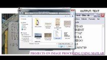 Image Processing Project output - Image Processing Projects