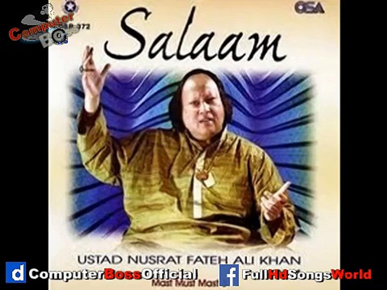Allah hoo nusrat fateh ali khan songs pk