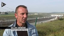 Calais : 113 migrants ont bloqué le trafic d'Eurotunnel