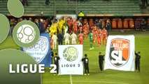 Stade Lavallois - US Créteil-Lusitanos (3-2)  - Résumé - (LAVAL-USCL) / 2015-16