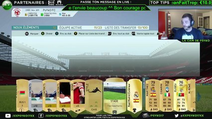 FIFA psyko in the game (REPLAY) (2015-10-03 22:10:59 - 2015-10-03 23:19:03)