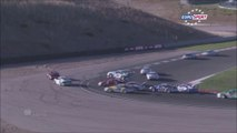 GT Tour 2015 Navarra Porsche amazing crashes