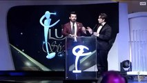 Fawad Khan Mahira Khan and Ali Zafar Teasing Each Other  Lux Style Awards