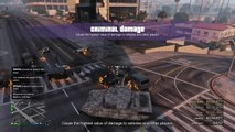 GTA 5 Online: Criminal Damage - Freemode Events Update - Grand Theft Auto V