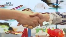 Hold hands este Shake hands cut -EAT BULAGA 20151003 KalyeSerye