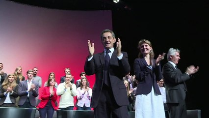 Sarkozy appelle