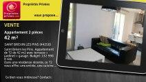 A vendre - Appartement - SAINT BREVIN LES PINS (44250) - 2 pièces - 42m²