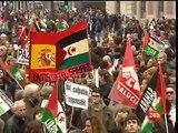 Manifestación Pro Sahara Libre en Madrid-13 Nov 2010