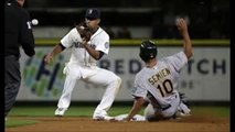Semien's 13th Inning HR Lifts Athletics to 7 - 5 Win