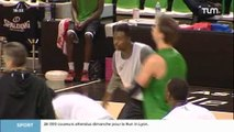 Basket: ASVEL - Strasbourg (l'avant-match)