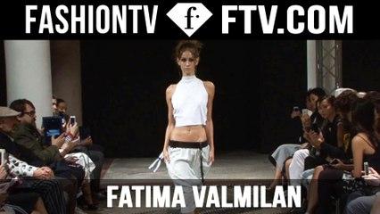 Fatima Valmilan Spring/Summer 2016   Milan Fashion Week MFW   FTV.com