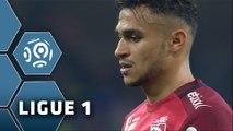But Sofiane BOUFAL (43ème pen) / LOSC - Montpellier Hérault SC (2-0) - (LOSC - MHSC) / 2015-16