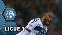 But Alexandre LACAZETTE (44ème) / Olympique Lyonnais - Stade de Reims (1-0) - (OL - REIMS) / 2015-16