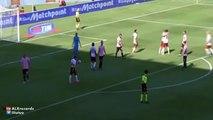 Alessandro Florenzi Fantastic Goal Palermo vs AS Roma 0-2 (Seria A) 2015