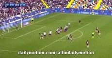 Genoa Big Chance - Udinese vs Genoa - Serie A - 04.10.2015