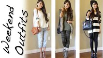 ♥ My Weekend Outfits  Fashion Lookbook 2014 ♥