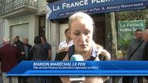 D!CI TV : Après Guillestre, Marion Maréchal Le Pen et le FN porte plainte contre le préfet des Hautes-Alpes