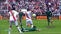 Ruben Castro Martin GOAL | Rayo Vallecano 0 - 2 Ruben Castro