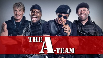 The Expendables - A-Team (80's) style - VO - WTM