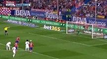 Antoine Griezmann (pen.) Missed  Atletico Madrid 0-1 Real Madrid