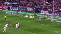 Antoine Griezmann Penalty Miss | Atletico Madrid - Real Madrid 04.10.2015 HD