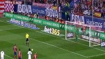 Keylor Navas Amazing Penalty Save - Atletico Madrid vs Real Madrid ( La Liga ) 2015