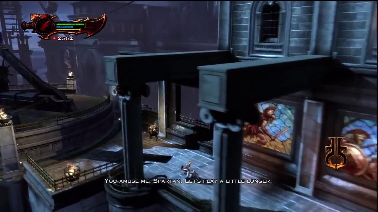 Hermes en modo CAOS (Chaos) // Como derrotar a hermes GOW3 (muerte de hermes)