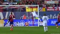 Video trận Atletico Madrid 1 – 1 Real Madrid Vòng 7 La Liga