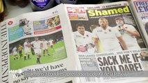 Coupe du monde de rugby: réactions à Londres après l'élimination de l'Angleterre