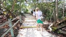 Aventure en plein air dans les Keys en Floride