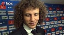 """Luiz - """"Ibrahimovic est l'un des meilleurs joueurs avec qui j'ai joué"""""""