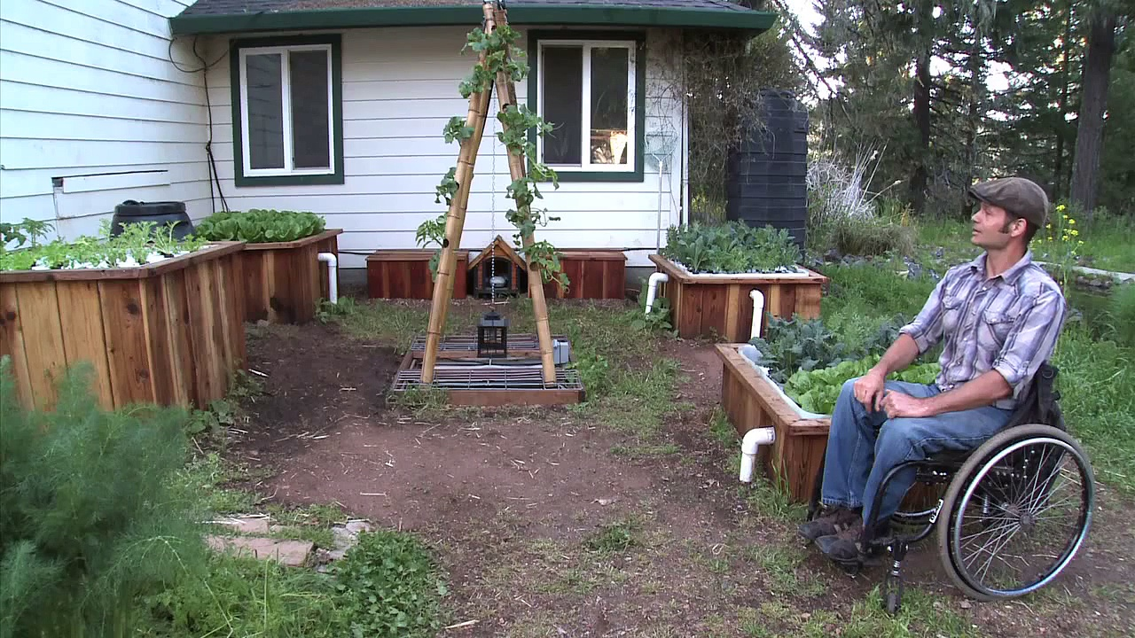 Aquaponics Video Series Trailer – Permaculture Based Backyard Aquaponics. Off-grid Solar & More