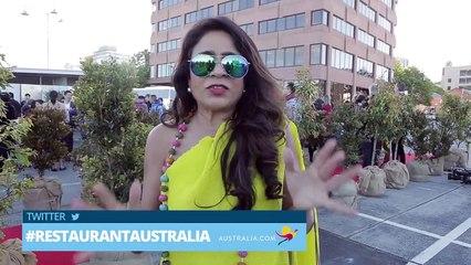 #AustraliaDiaries - What Do You Think of the #RestaurantAustralia Campaign?   Maria Goretti