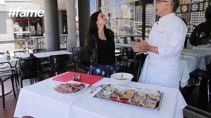 #AustraliaDiaries - Cooking at Zaaffran Restaurant   Maria Goretti