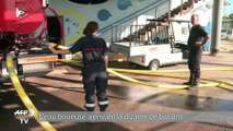 """Intempéries dans les Alpes-Maritimes : """"Une grosse vague est arrivée et a endommagé l'ensemble des installations"""", déplore le directeur de Marineland"""
