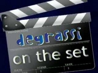 Behind the scenes - Retour à l'école (tournage 601/602)